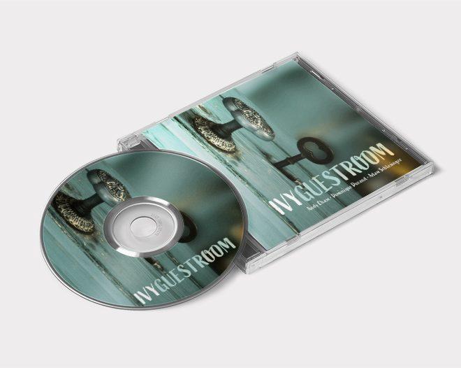 Ivy CD Label & Album Cover