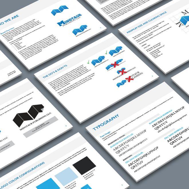 Minotaur Publishing Corporate Style Guide