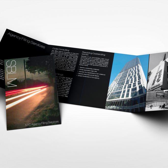 SBLM RollFold Brochure Mockup