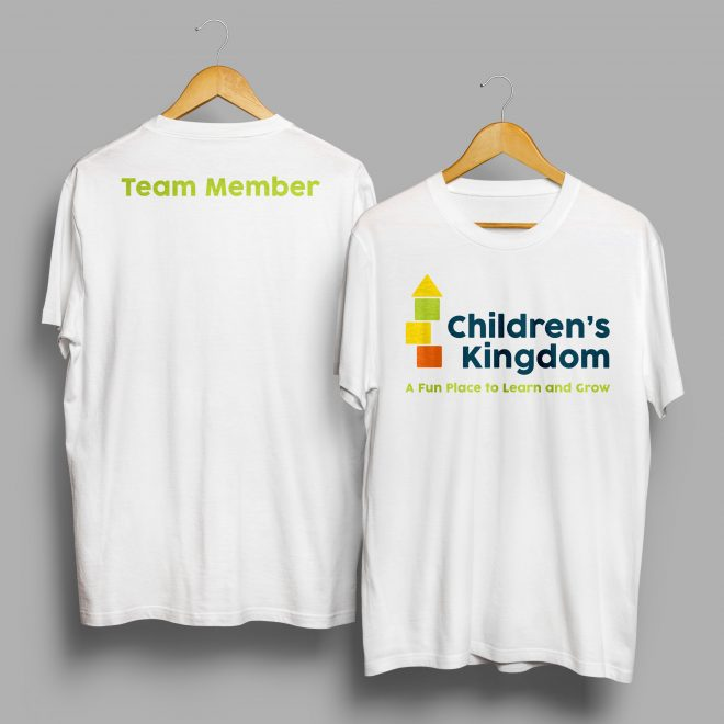 childrens-kingdom-tshirt