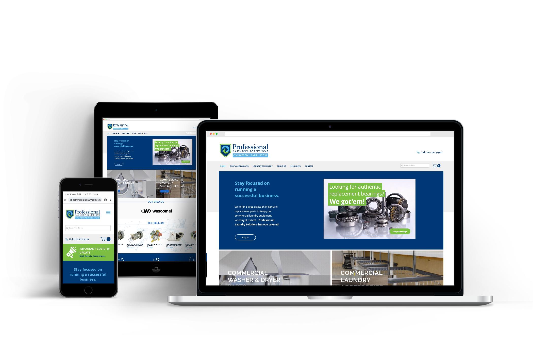 PLS Online Commercial Parts Store