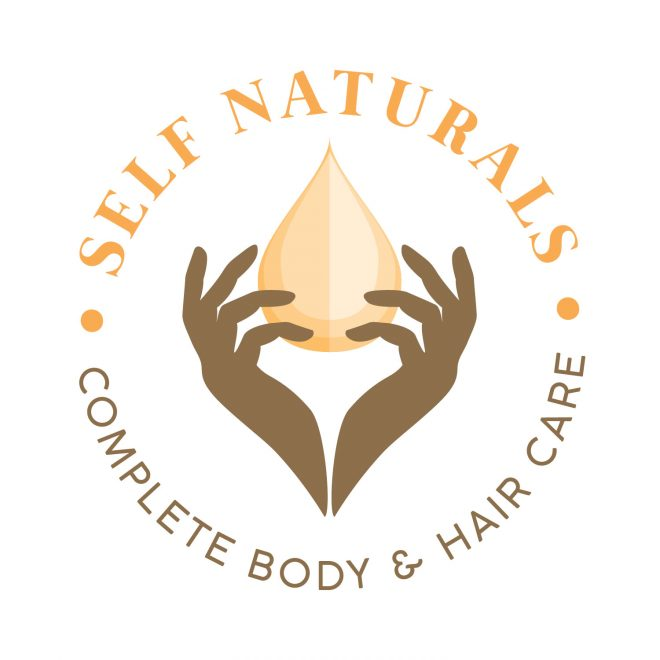 Self Naturals Logo Design