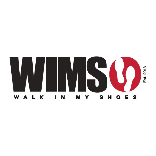 WIMS (Walk In My Shoes) Logo Design