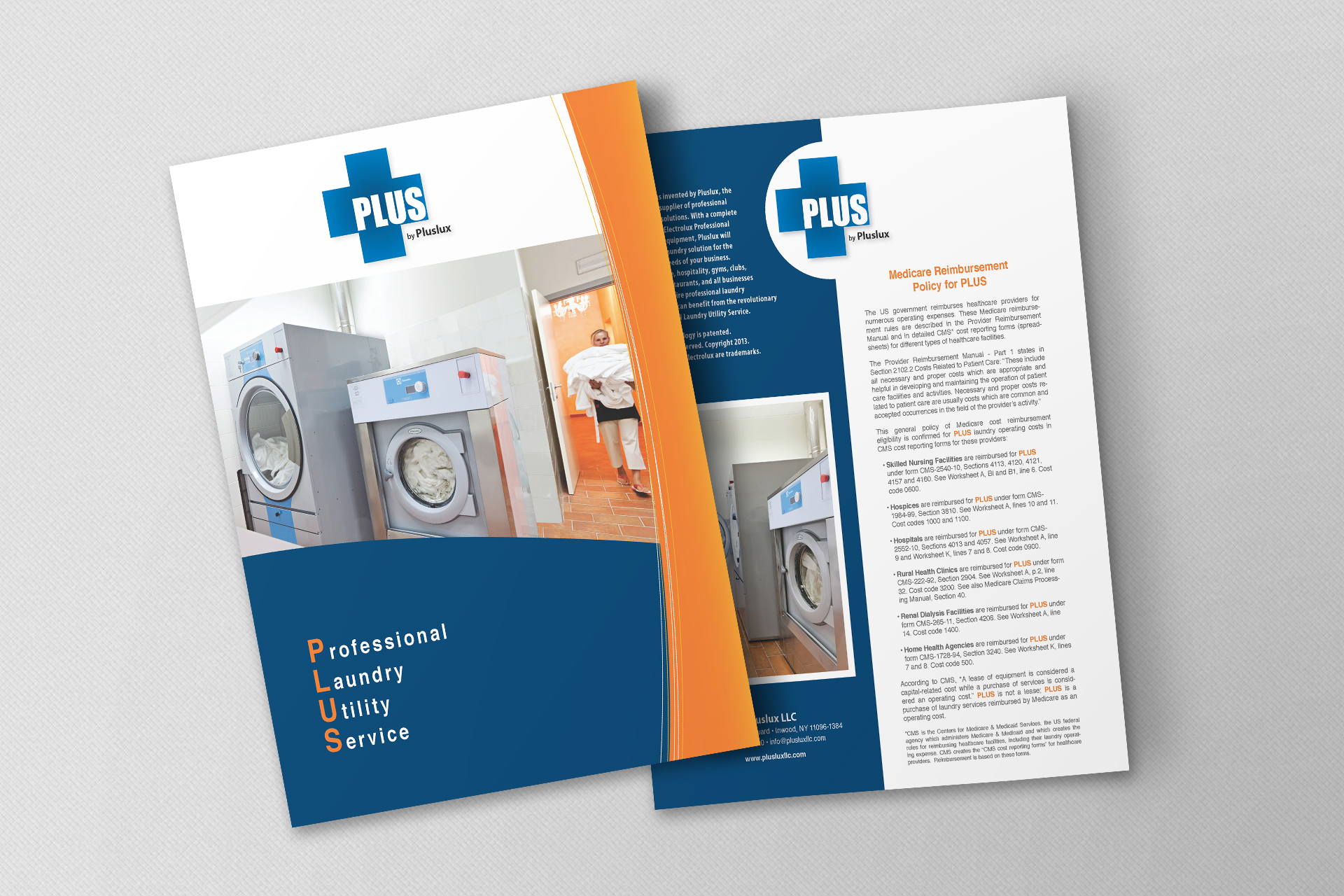 PLUS Sales Brochure