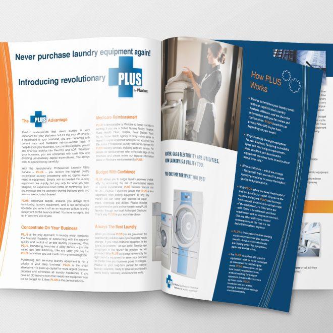 PLUS Sales Brochure - Interior Pages